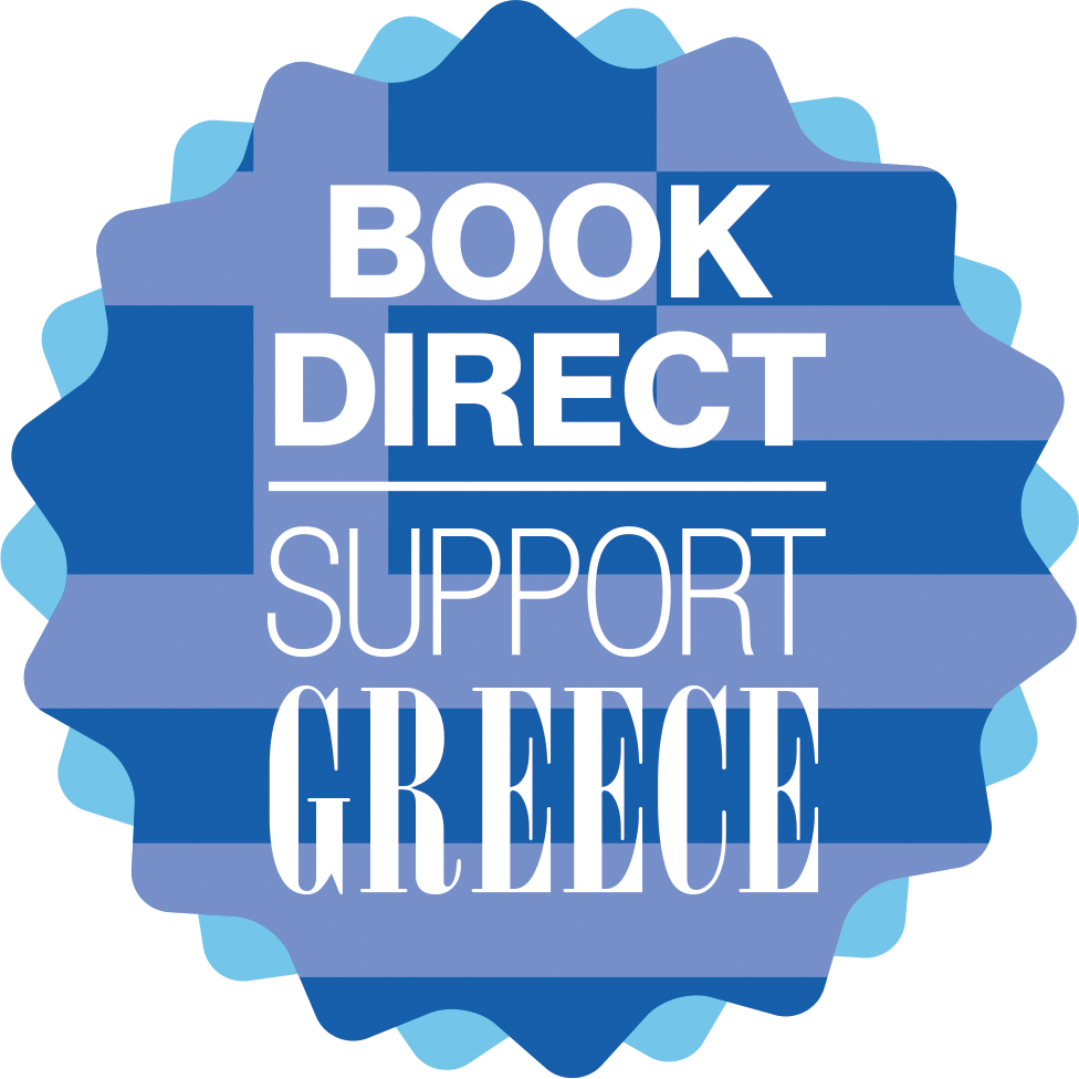 BOOK DIRECT - SUPPORT GREECE